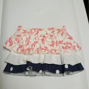NWOT Layered skirt 3